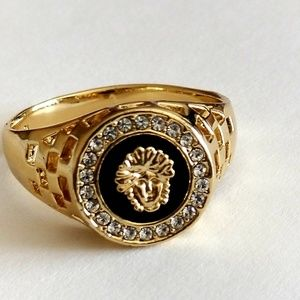 Other - Medusa head 18k Gold Plated Ring